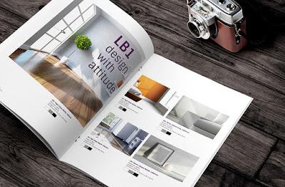 Sự khác biệt trong thiết kế Profile - Catalogue - Brochure