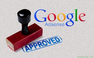 Tips agar website Anda diterima oleh Google AdSense