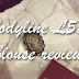 Bodyline L581 blouse review