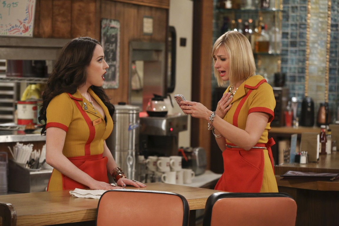2 Broke Girls - Season 4 Episode 21: And the Grate Expectations