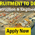 Al Jaber Group - Urgent Recruitment to Dubai | Construction Jobs