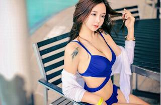 Gái xinh facebook hot girl jo min young