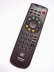 Test TV Remote Control
