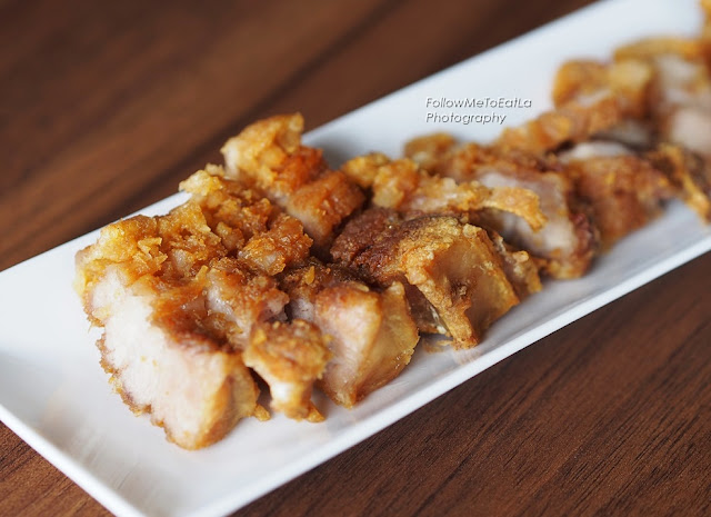 Moo Kob ~ Chef's Thai Roasted Pork RM 21.90