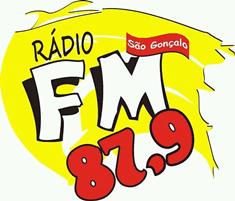 Ouvir agora Rádio São Gonçalo FM 87.9 - São Gonçalo do Rio Abaixo / MG