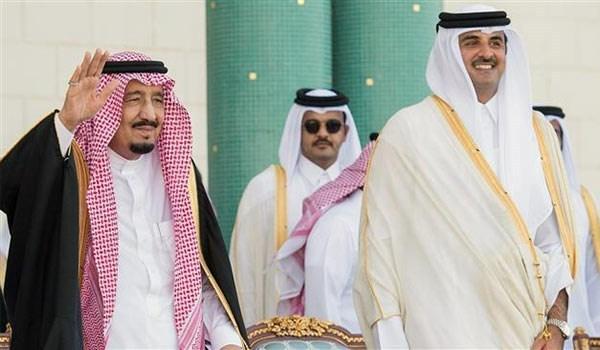 قطر-والسعودية