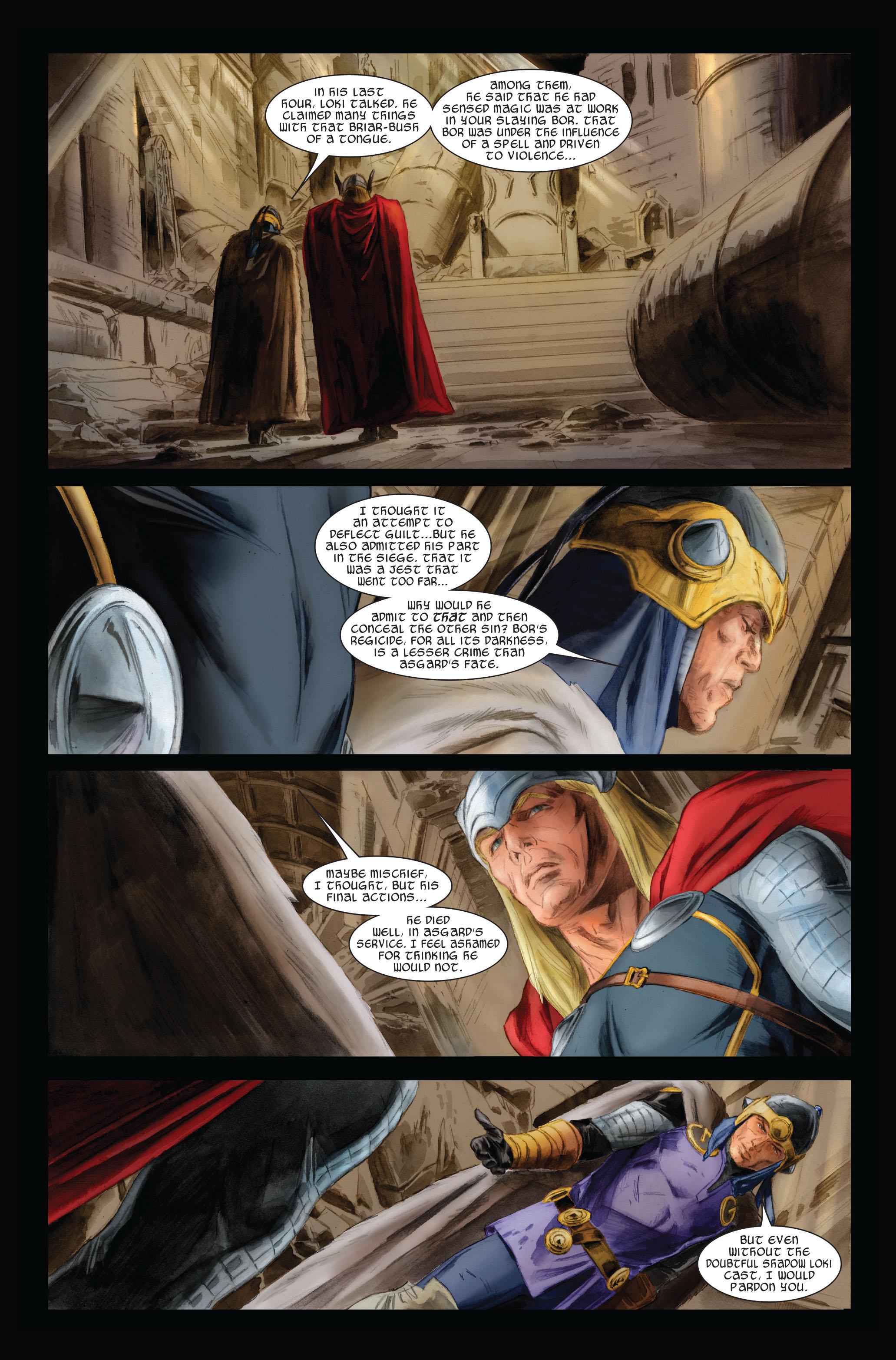 Thor (2007) Issue #610 #23 - English 9
