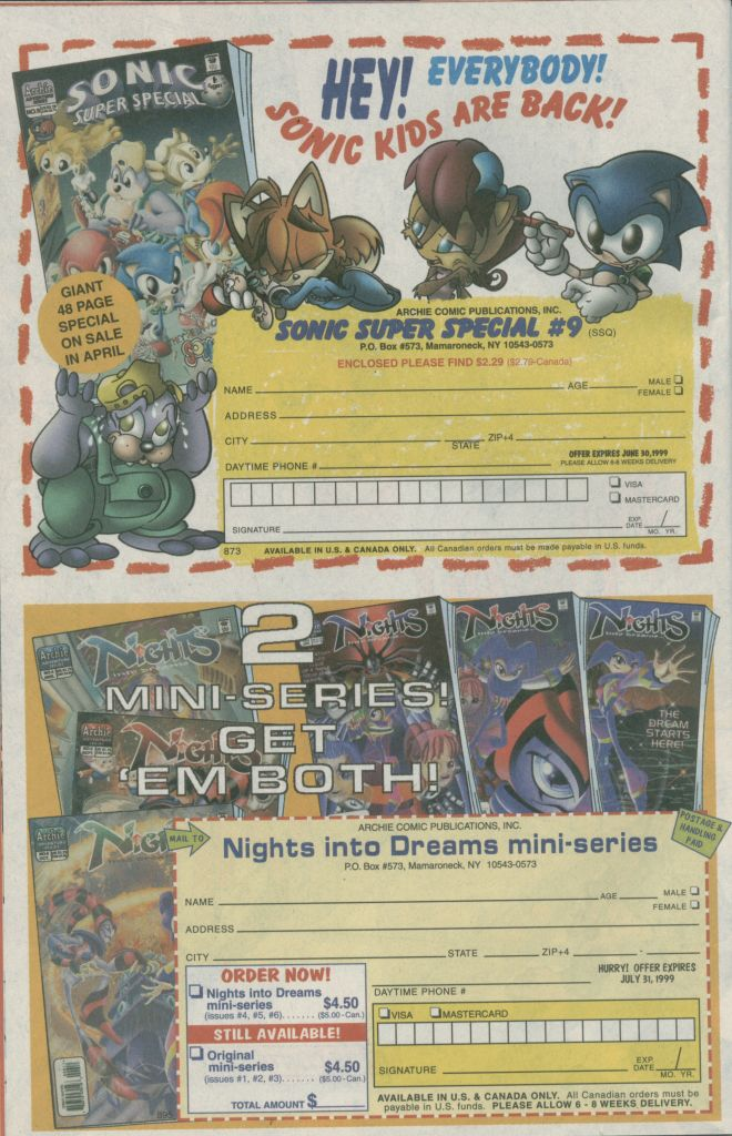 Read online Sonic The Hedgehog comic -  Issue #73 - 24