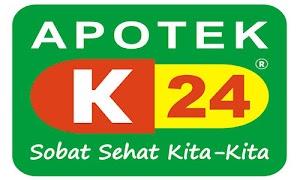 Lowongan Kerja Terbaru Apotek K24 Bulan Oktober 2018
