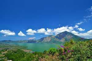 Panorama Geopark Batur-Bali Timur