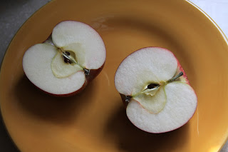 Growing apples organically