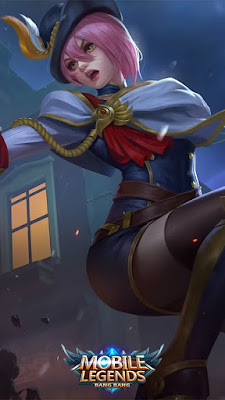 Fanny Royal Cavalry Skin