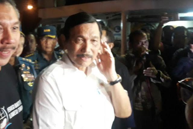Menteri Luhut Sebut Pentingnya Penelitian Pasca-bencana di Sulteng