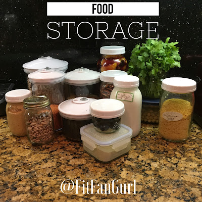 Safe Storage Containers