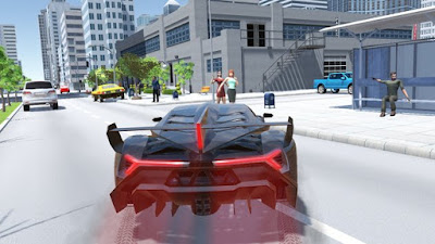 Car Simulator Veneno APK 1.2 for Android Latest Version