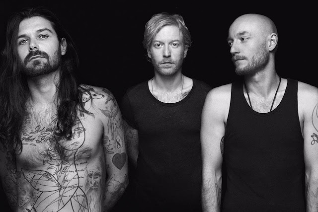 Biffy Clyro Ellipsis