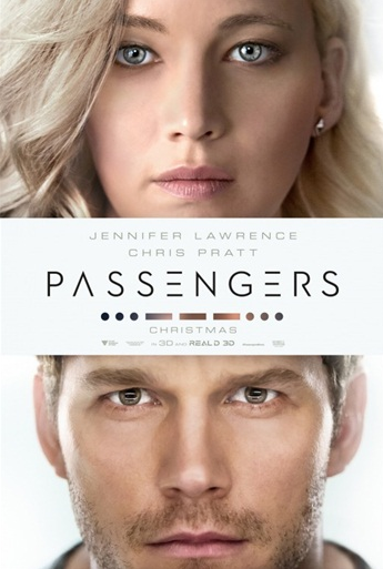 Passengers 2016 English 720p WEB-DL 750MB ESubs
