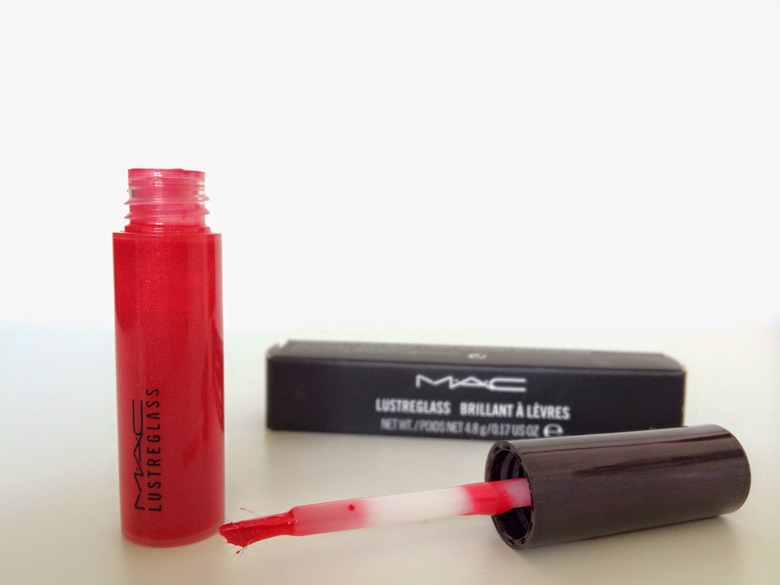 MAC lustreglass venetian lipgloss