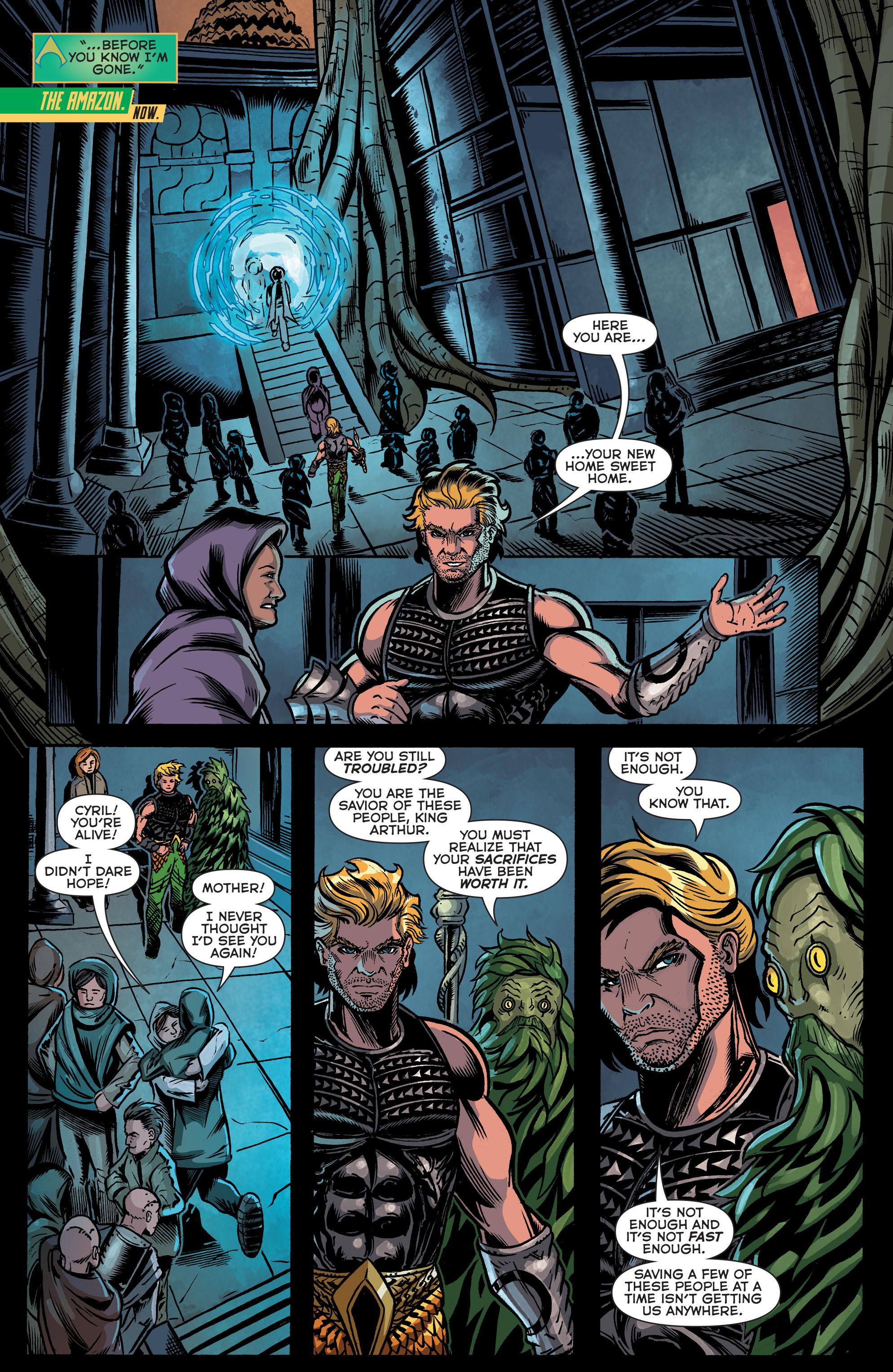 Read online Aquaman (2011) comic -  Issue #42 - 8