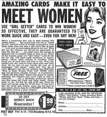Amazing Cards Make it Easy to Meet Women
