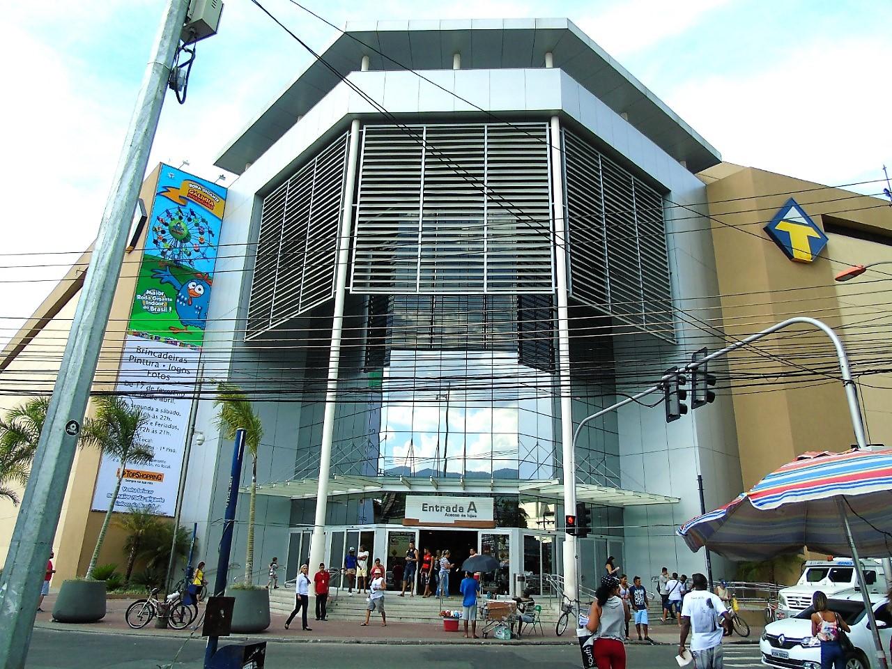 Folha do Iguassú: Horário de Funcionamento do TopShopping no Carnaval