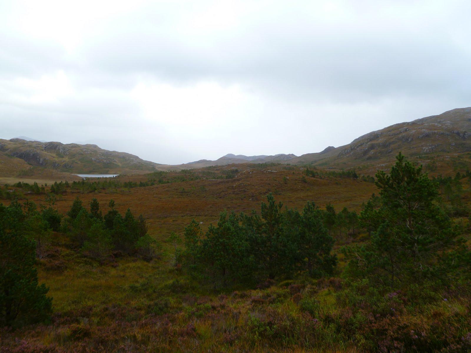 Grid North   : Backpacking & Packrafting in Torridon (North