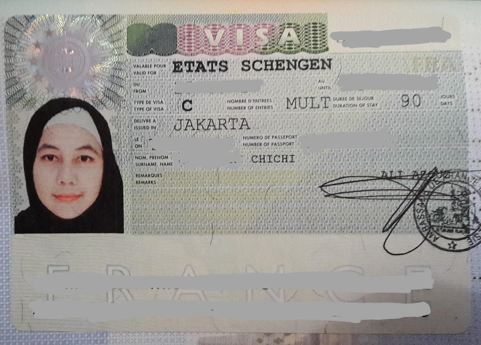 The Journey Of Chimin Pengurusan Visa Schengen Untuk Perjalanan Keliling Eropa 2017 Euro Trip 2017