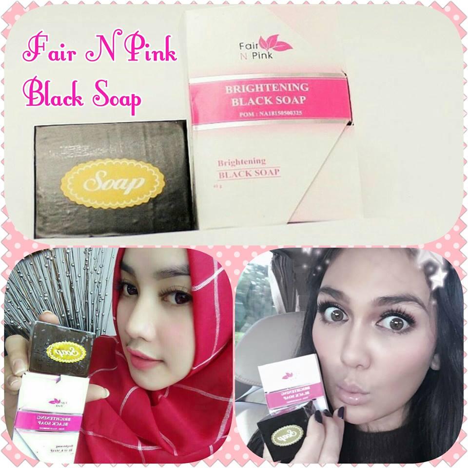 Paket Lengkap Pemutih Kulit Fair N Pink Original Serum Badan Bpom 160ml Whitening Body Lotion