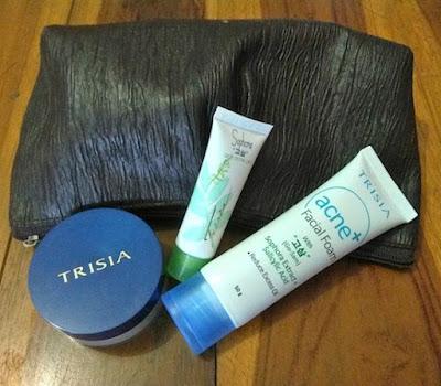 pengalaman pakai trisia anti acne