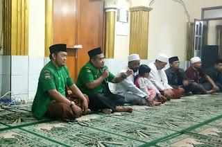 Sambutan Ketua Ansor Bandung Barat di PKD Cikalong Wetan
