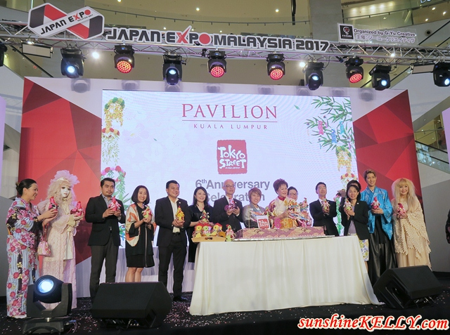 Japan EXPO Malaysia 2017 at Pavilion KL