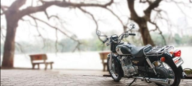 [Xe Cổ] Honda CD 125 Benly - Vị vua không ngai