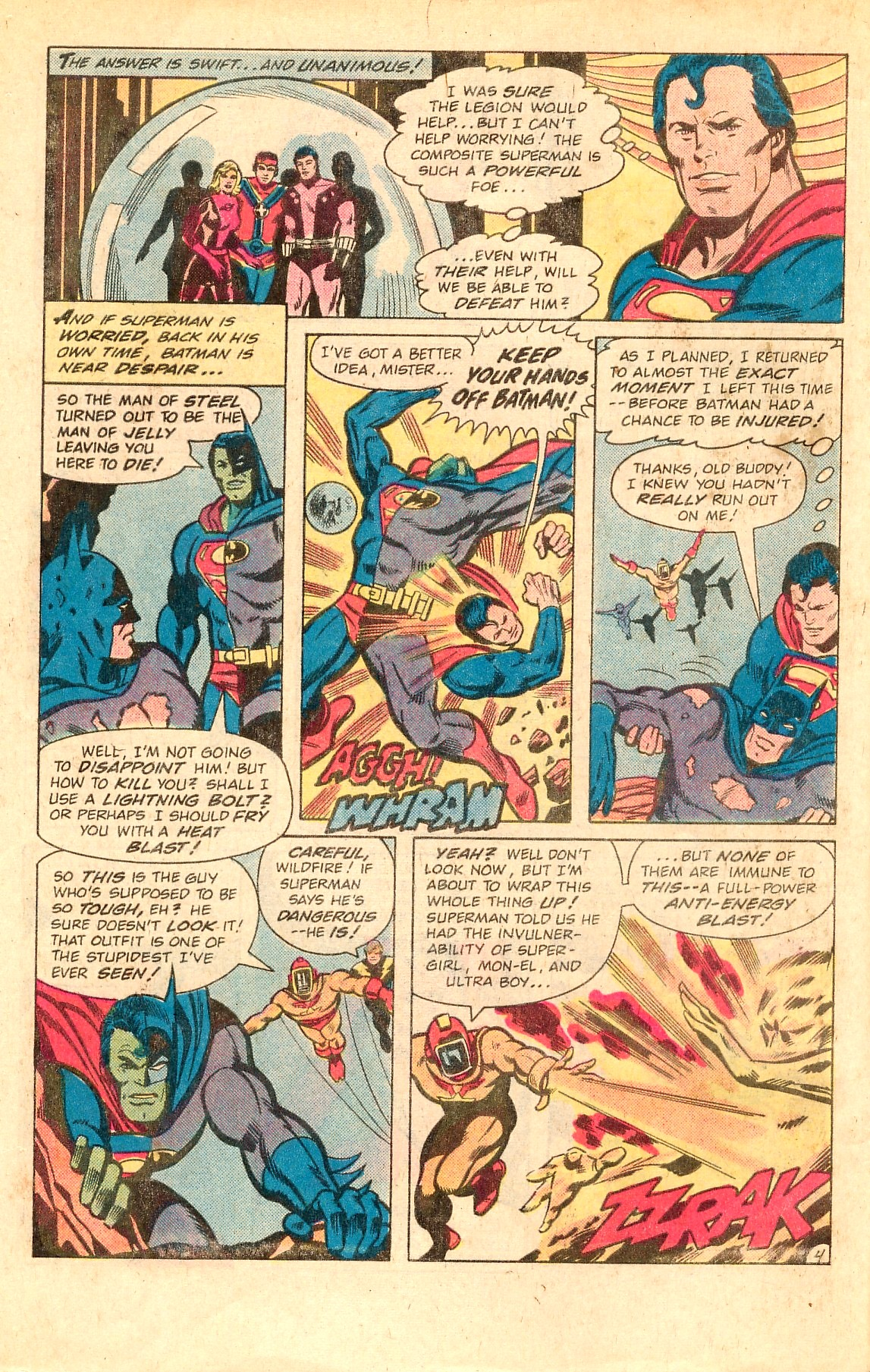Read online World's Finest Comics comic -  Issue #284 - 6