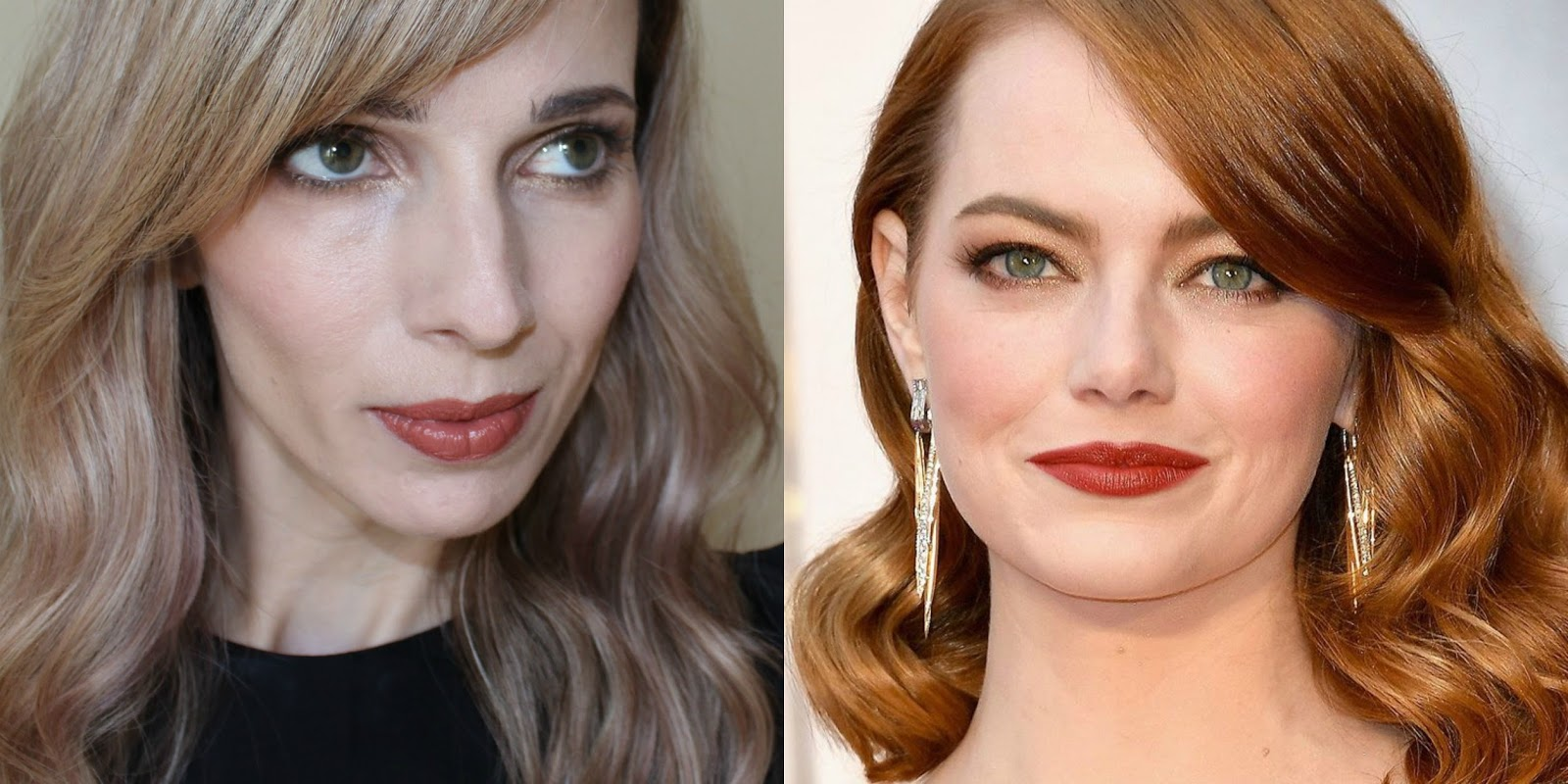 Emma Stone Oscars Inspired Makeup Look - 10