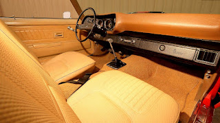 1970 Chevrolet Camaro Z28 LT-1 Dashboard
