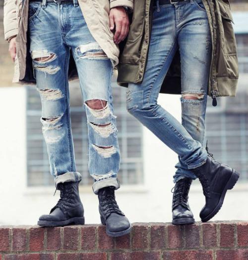 botas para hombre modernas