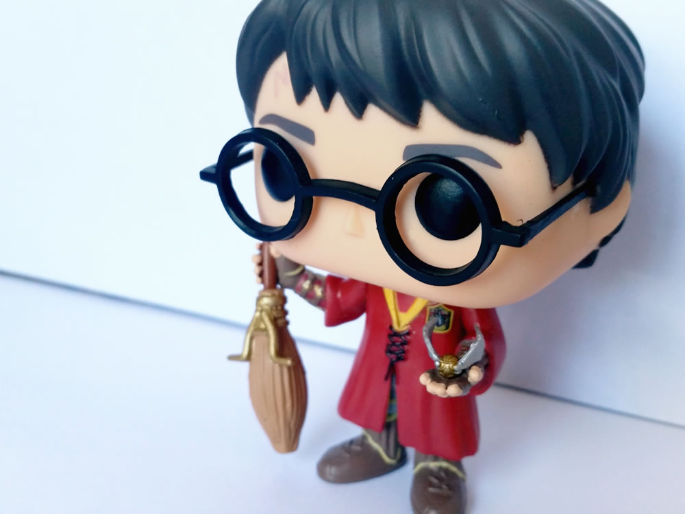 Funko Pop Harry Potter Quadribol