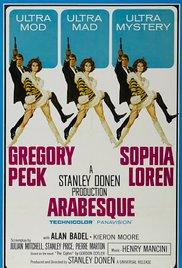 Watch Arabesque Online Free 1966 Putlocker
