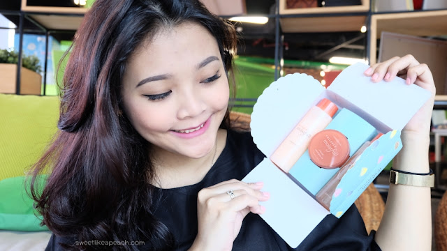 review etude house collagen kit by beauty blogger indonesia