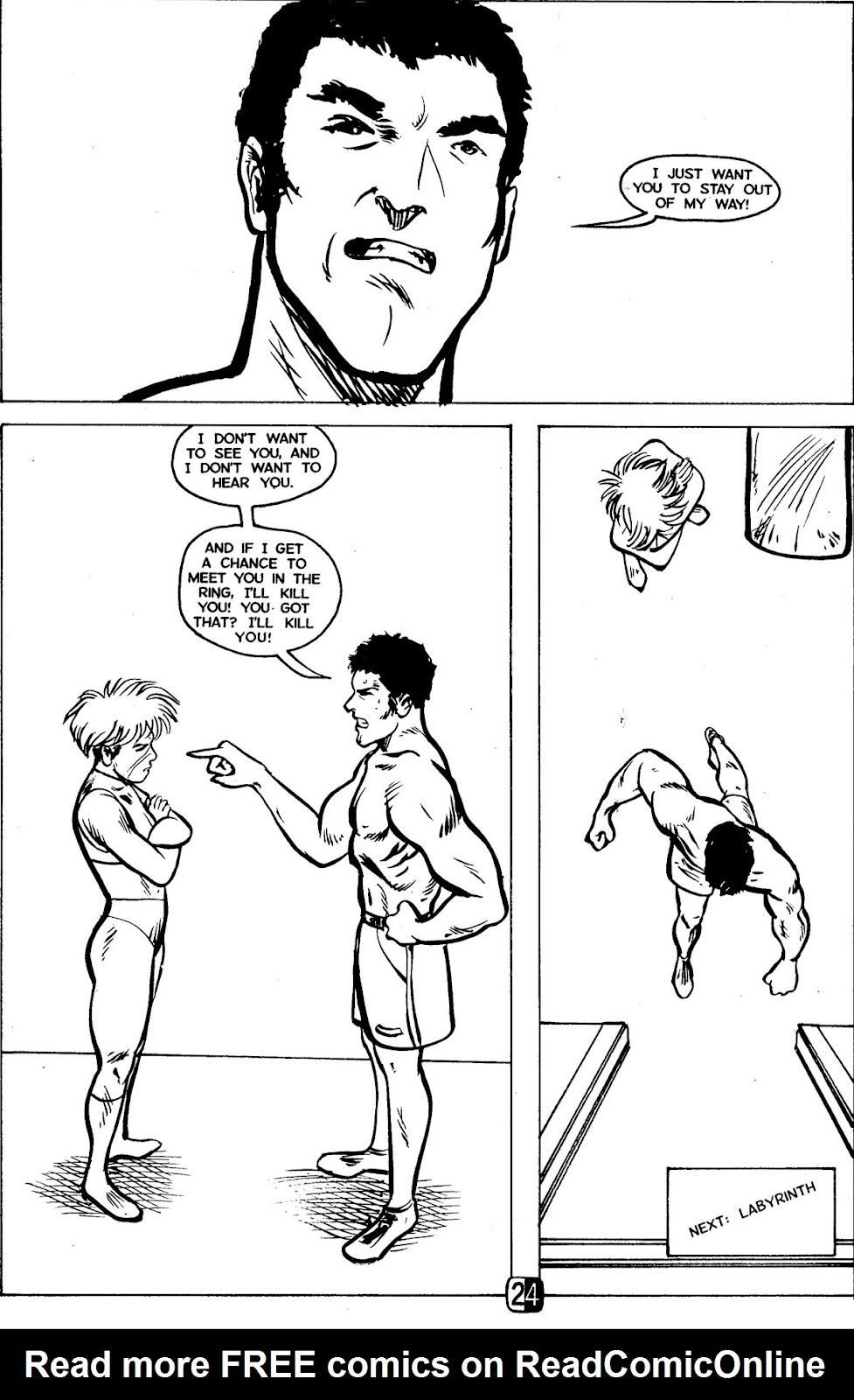 Robotech MechAngel issue 1 - Page 32