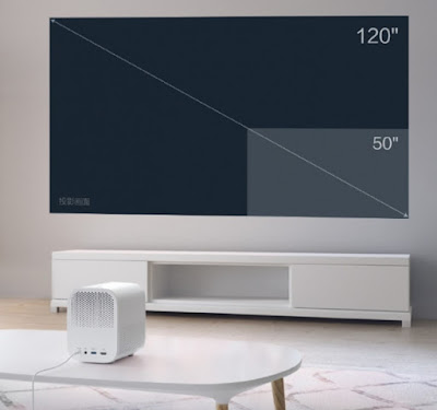 Xiaomi Luncurkan Mi Home Projector Lite