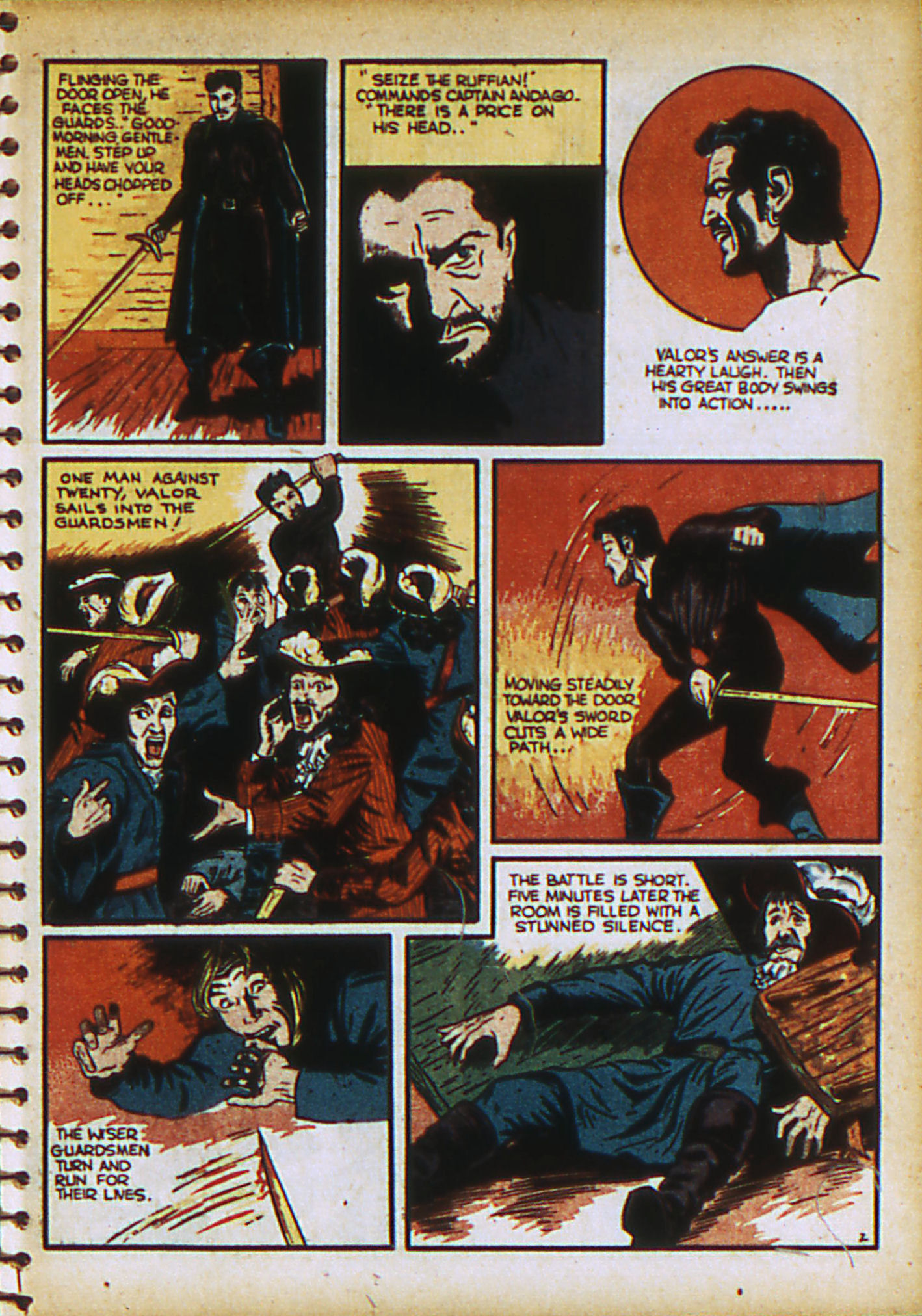 Read online Action Comics (1938) comic -  Issue #28 - 26
