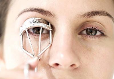 curvex antes da mascara