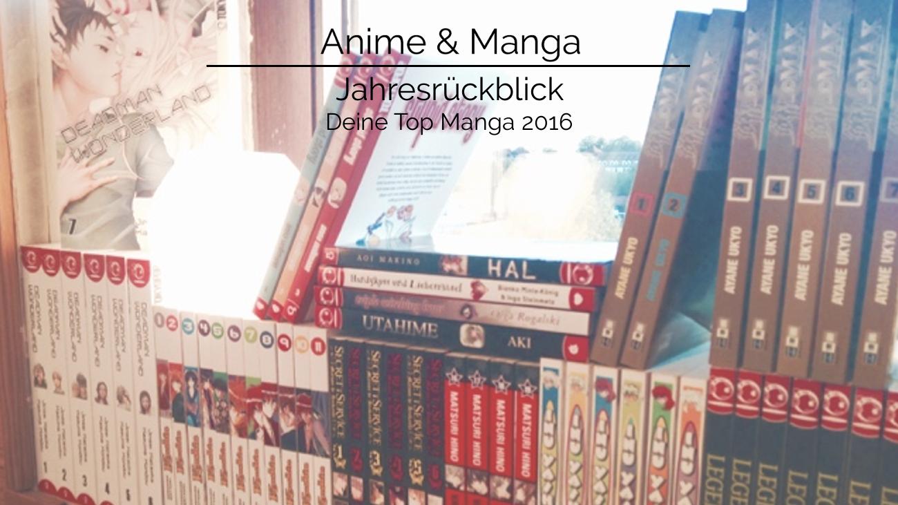 Manga Highlights 2016