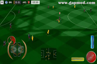 FTS Mod FIFA 19 apk data obb