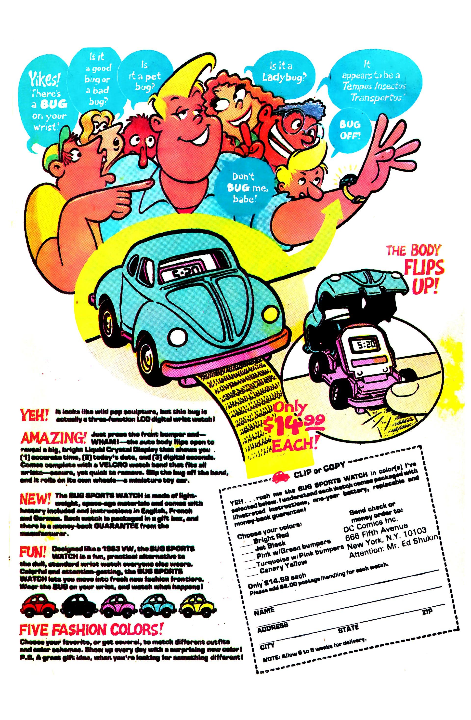 Read online Secret Origins (1986) comic -  Issue #4 - 13