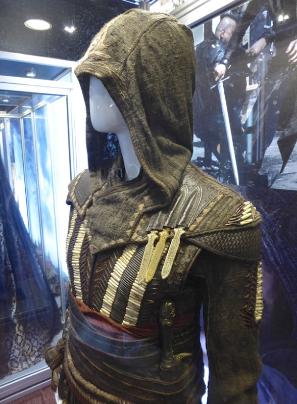 Assassins Creed Aguilar hood costume