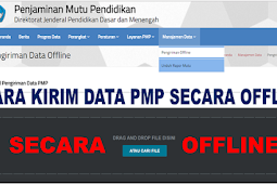 Cara Pengiriman Data PMP Secara Offline