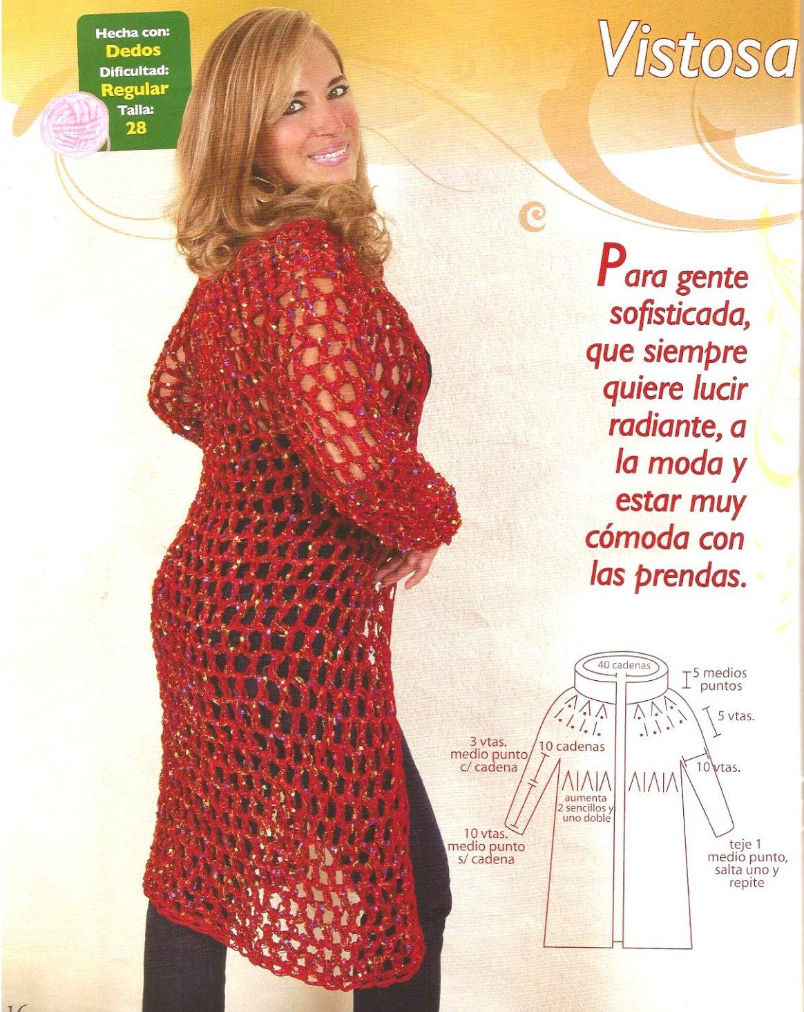 Bonito Los Patrones De Crochet Para Ponchos Bosquejo - Manta de ...