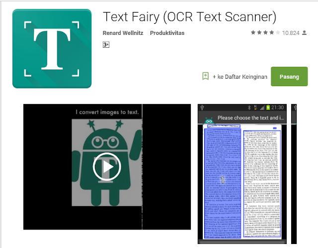 Pakai Aplikasi Ini Memudahkan Anda Menyalin Teks Buku Ke Smartphone